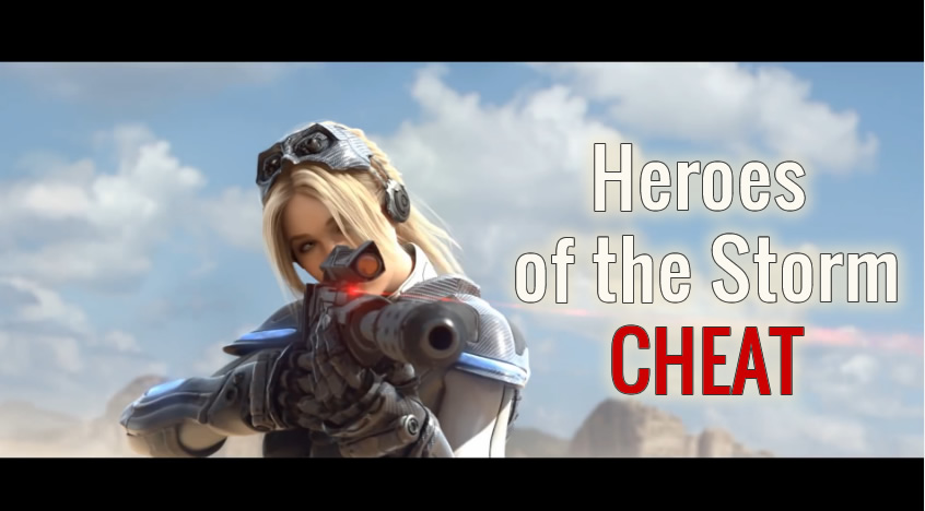 Heroes of the Storm Cheat